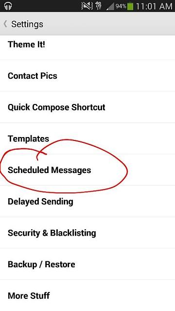 le 5 app migliori per inviare messaggi sul samsung galaxy