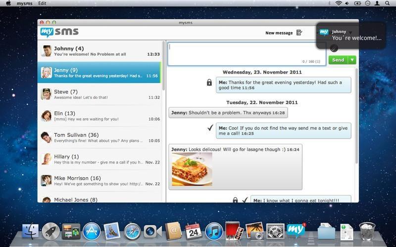 leggi i tuoi messaggi di testo online