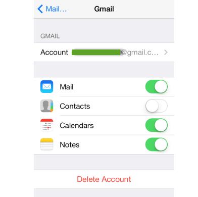 come fare il backup delle note su iphone e ipad su google