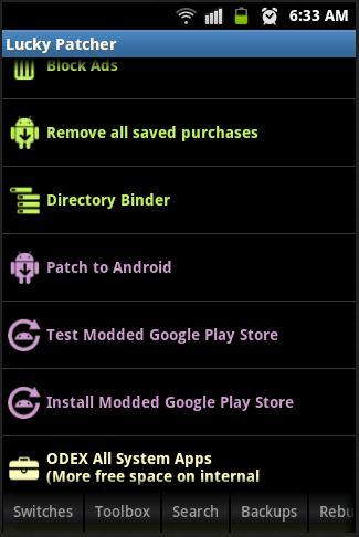 5 app per aiutarti a ottenere libero acquisto in app su sndroid senza root