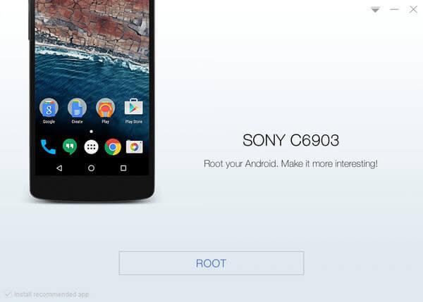 come utilizzare kingoroot per il tuo telefono android root
