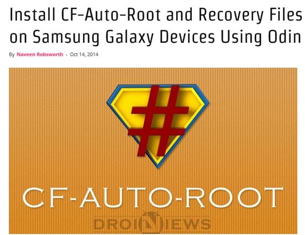 come root samsung galaxy s5 in modo sicuro