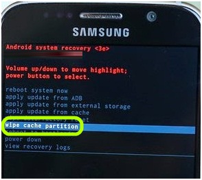 samsung galaxy black screen