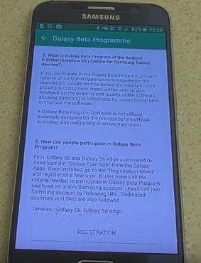 come aggiornare android 6.0 per samsung
