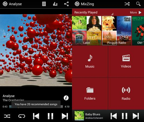 Top 10 MP3 Apps for Samsung