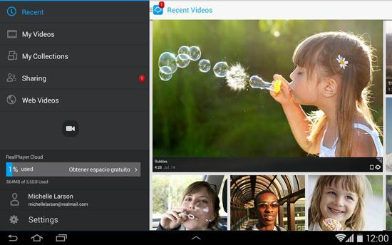 top 4 app samsung lettore video