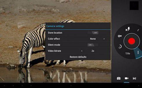 top 3 apps samsung videoregistratore