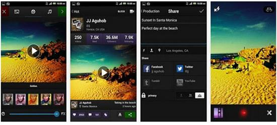 top 3 apps samsung editor video