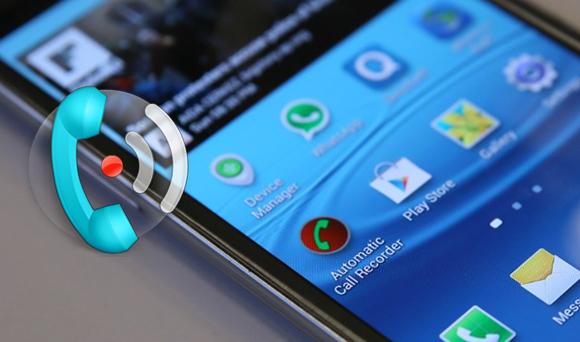 come registrare le telefonate sul mio smartphone