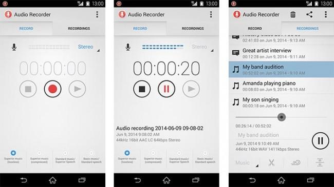 I 5 Migliori Registratori Vocali Android Gratuiti per Telefoni Android