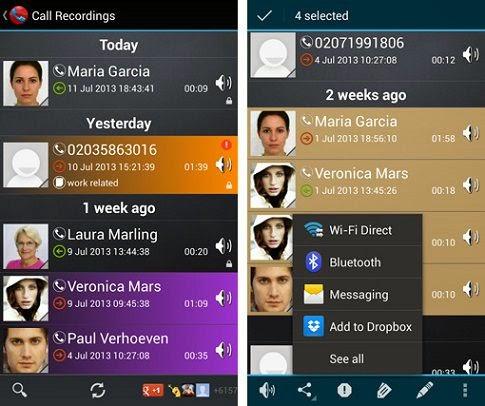 5 migliori registratori di telefonate per telefono android