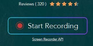 come registrare la partita su pc con un registratore dello schermo online