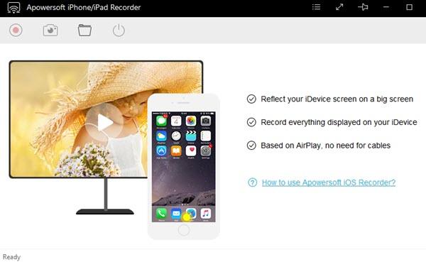 come registrare minecraft pocket edition su iphone con registratore apowersoft iphone ipad