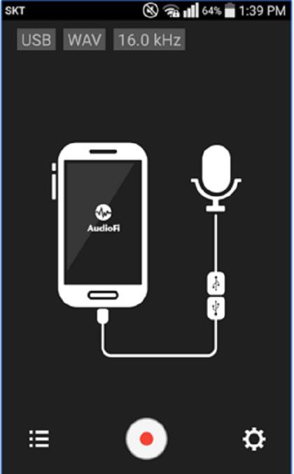 come registrare le telefonate con audiofi usb audio recorder