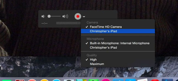 in che altro modo posso registrare un video dello schermo