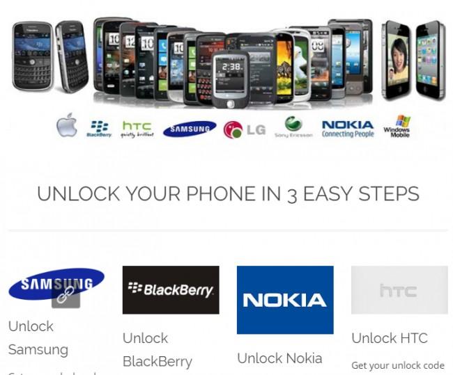 modi per trovare i codici di sblocco per i telefoni cellulari