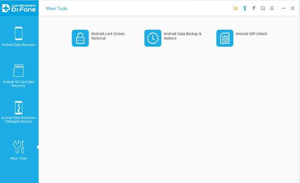 Top 4 Programmi per Sbloccare Android per Sbloccare dei Cellulari Android Facilm