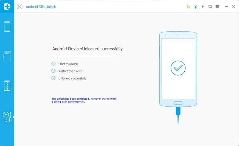 sblocco di sim per android