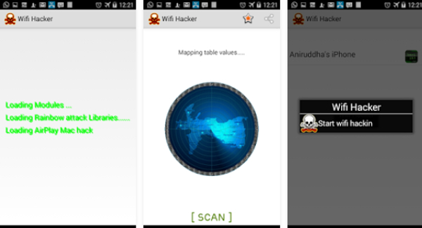 le migliori 12 app per hackerare la password wifi su android