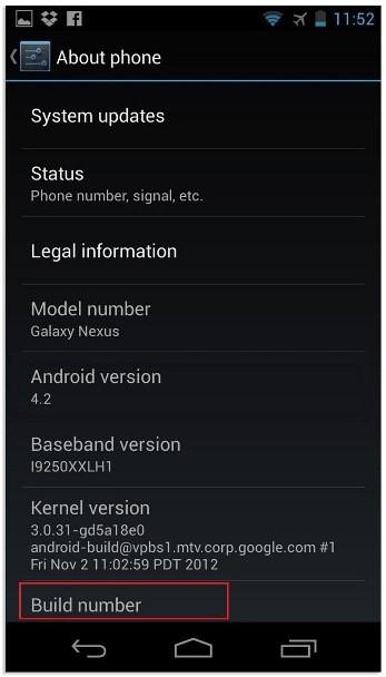 mostrare la password del wifi su android senza root