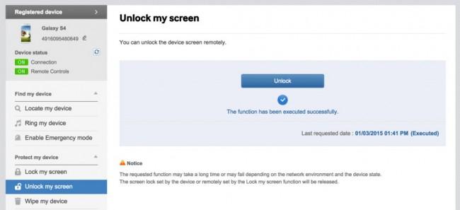 como desbloquear tela do celular