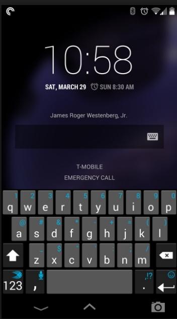 diversi modi per sbloccare il tuo android