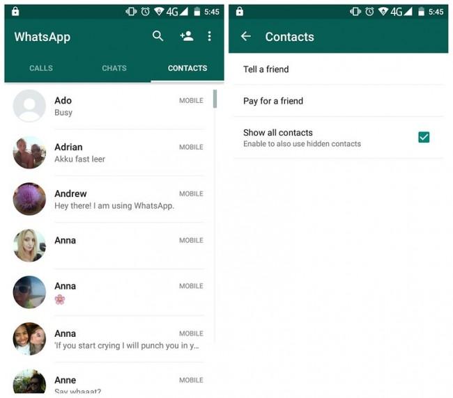 Problemi WhatsApp e relative soluzioni