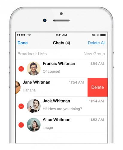 condivisione della posizione whatsapp su iphone