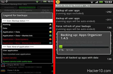 contacts backup apps