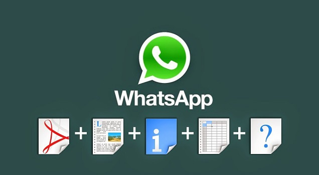 whatsapp tricks and tips-share Large Files