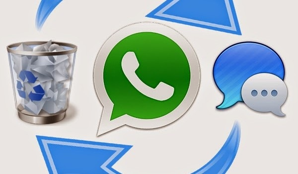 whatsapp tricks and tips-Restore Deleted Chats