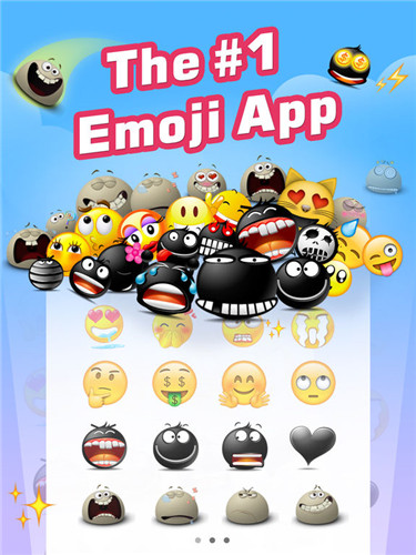 Top 10 whatsapp emoticon apps for iPhone and Android