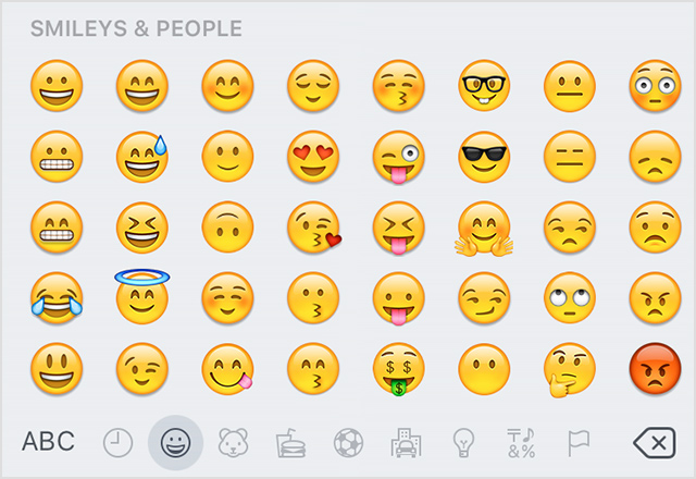 top 5 app di emoticon di whatsapp per iphone