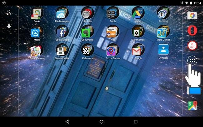 Widget Contatti Facilmente Aggiungere i Contatti Alla Tua Dispositivi Android