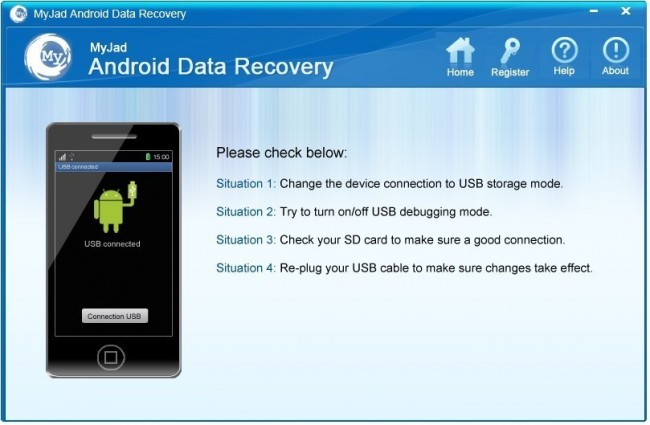 The Only Data Recovery Software you need for Android Smartphones