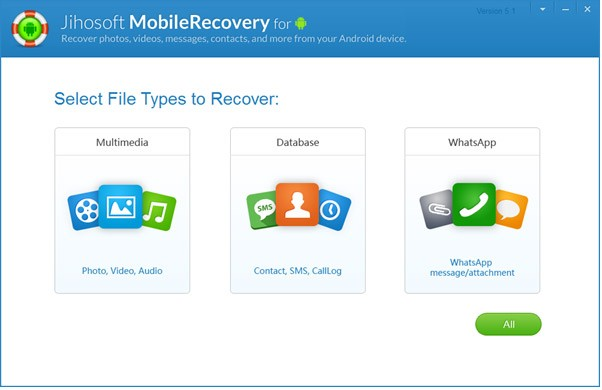 android photo recovery app