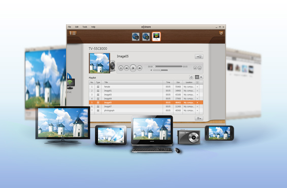 Meilleures applications AirPlay dans Android
