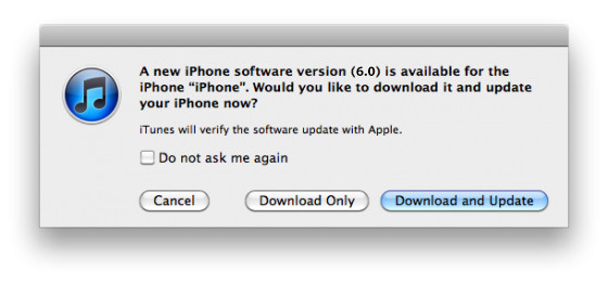 iphone error 29-Download and Update