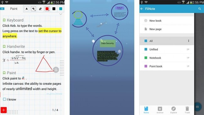 notities app voor android