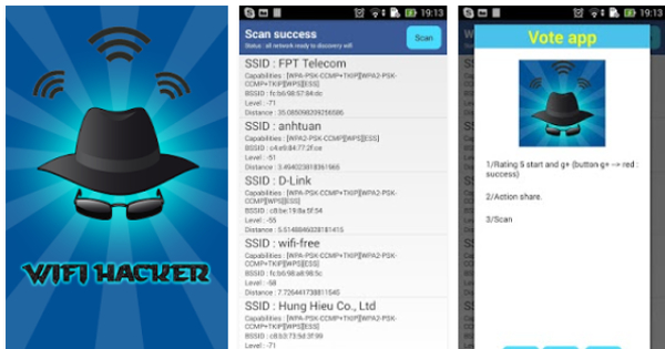 hack wifi password android-Hack WiFi Joker