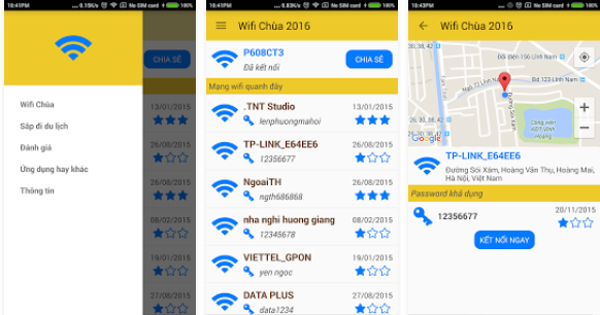 wifi password cracker app
