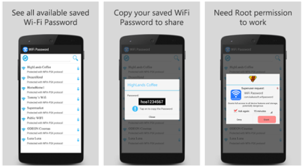 hack wifi password android-WiFi Password 2016