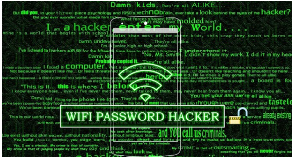 hack wifi password android-WiFi Password Hacker Prank