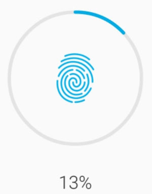 unlock Samsung phone by Samsung fingerprint