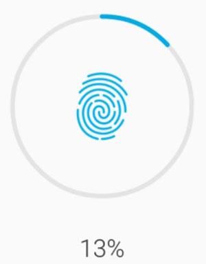 Samsung-Fingerabdrucksperre entsperren