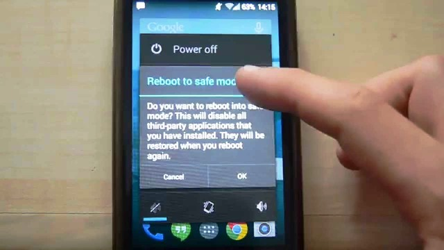 fix samsung galaxy sudden death-uninstall apps
