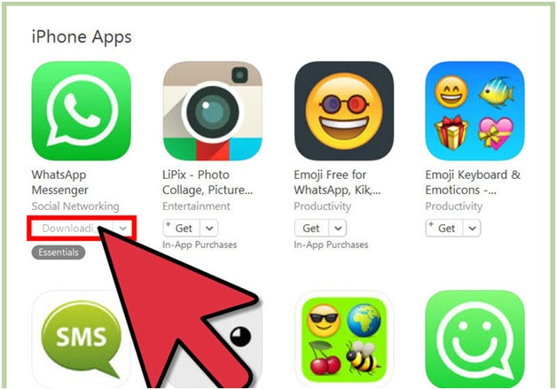 Install apps without iTunes-download app