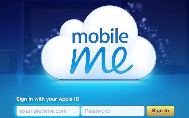 iWeb in iCloud ersetzen