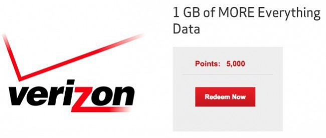 get free unlimited data on verizon iphone