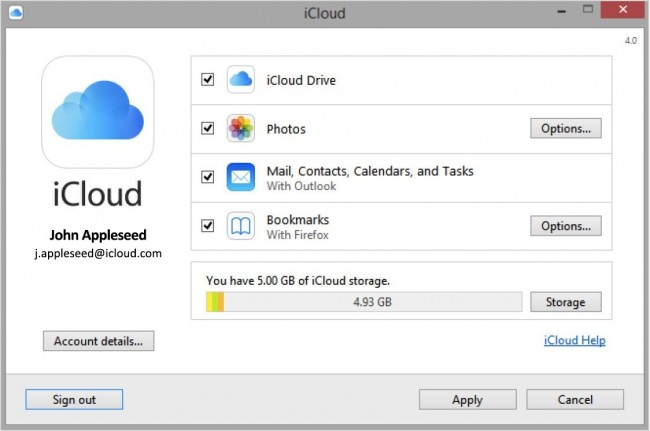 Notes not sync with iCloud